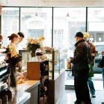 The Interior Design - San Francisco Bakery