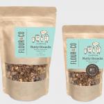 Flour & Co's Nutty Granola
