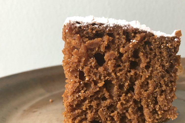 Christmas: Gingerbread Cake